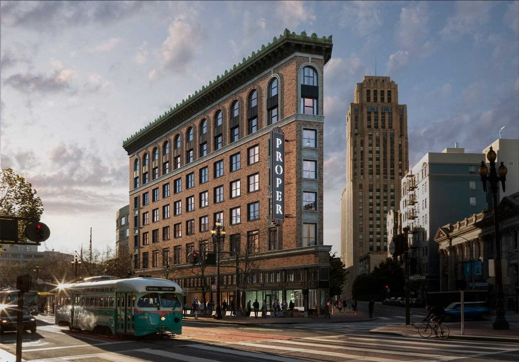 San Francisco Proper Building