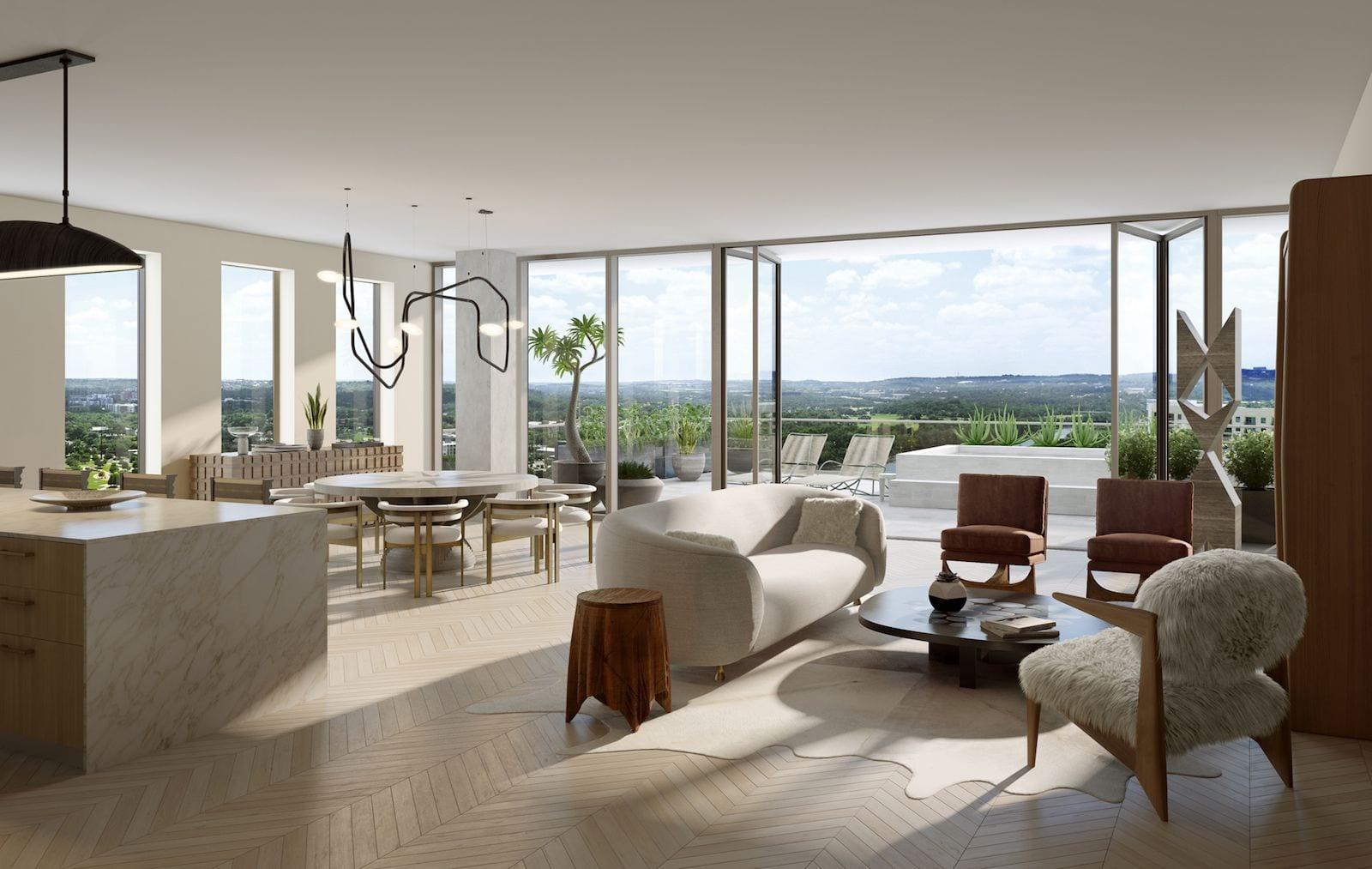 Austin Proper Residences