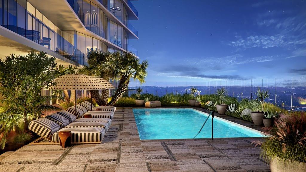 Proper Hotel Outdoor Pool