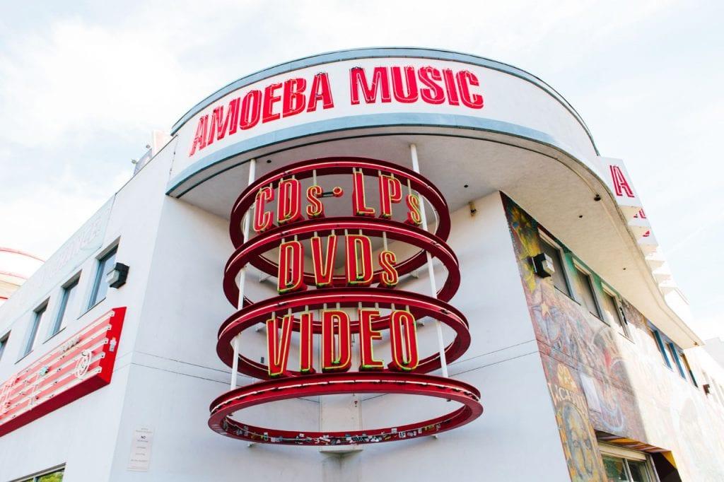 Amoeba Music Image