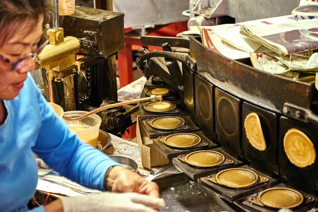 Fortune Cookie Factory Image