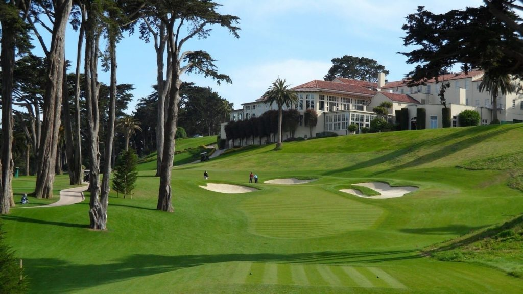 Presidio Golf Course Image