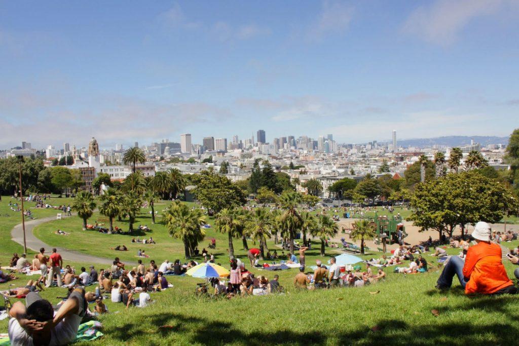 Dolores Park Image