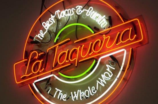 La Taqueria Image