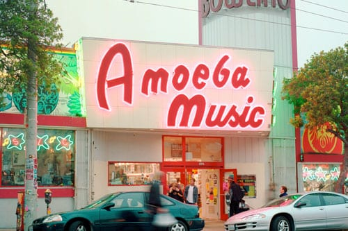 Amoeba Records Image
