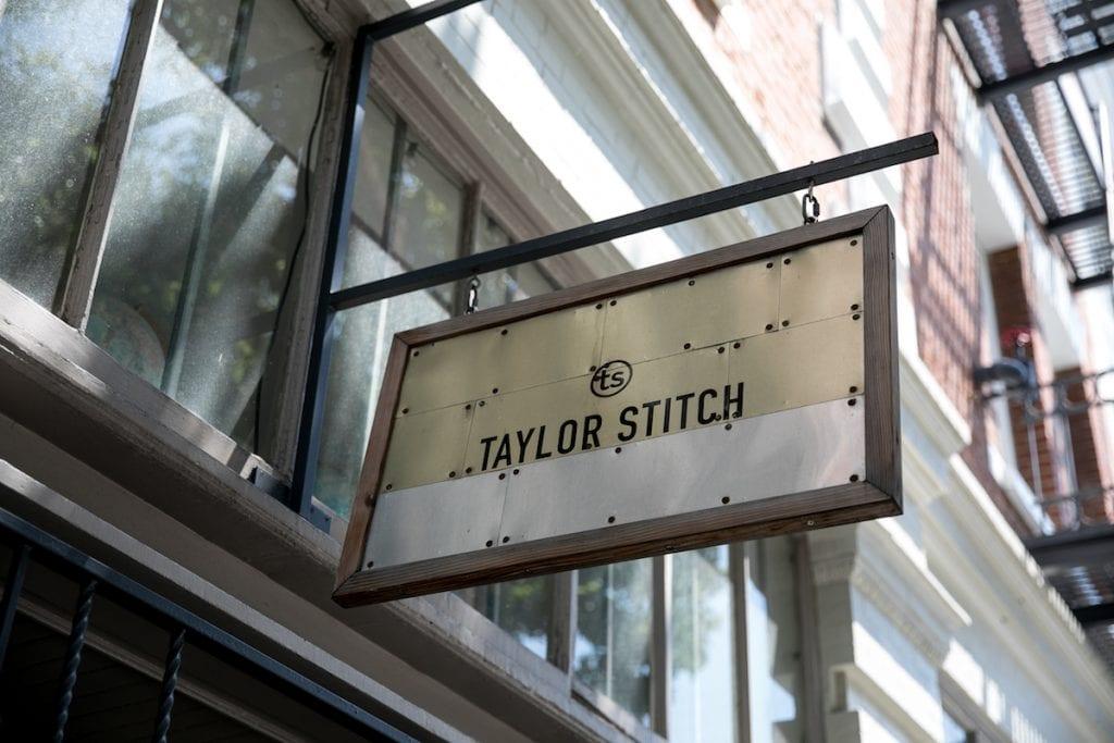 Taylor Stitch Image