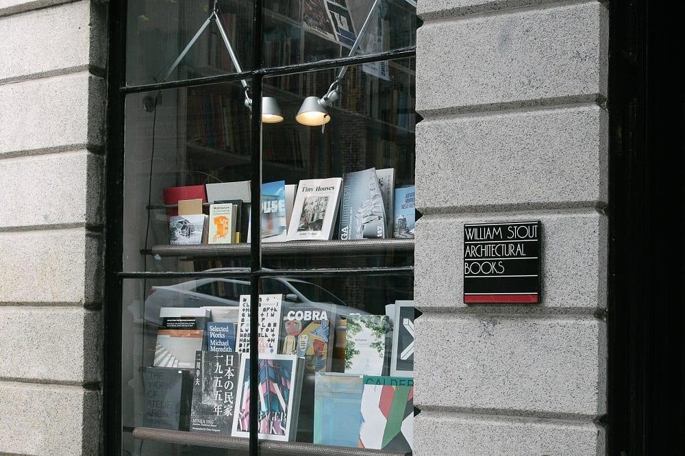 Willam Stout Architectural Books Image