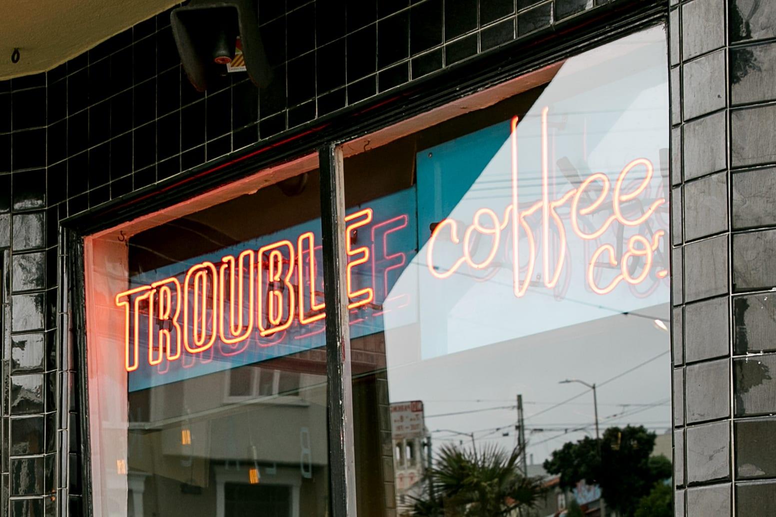 Trouble Image