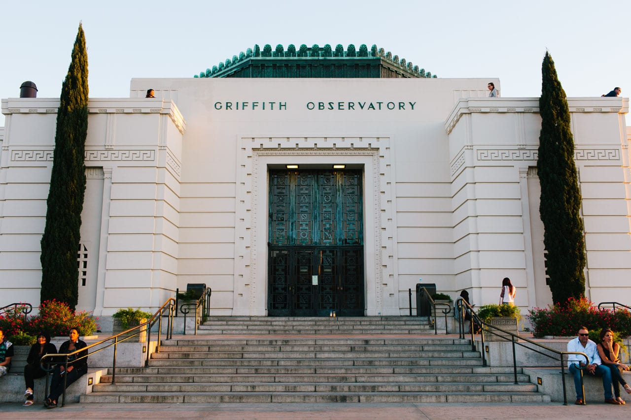 Griffith Observatory Image