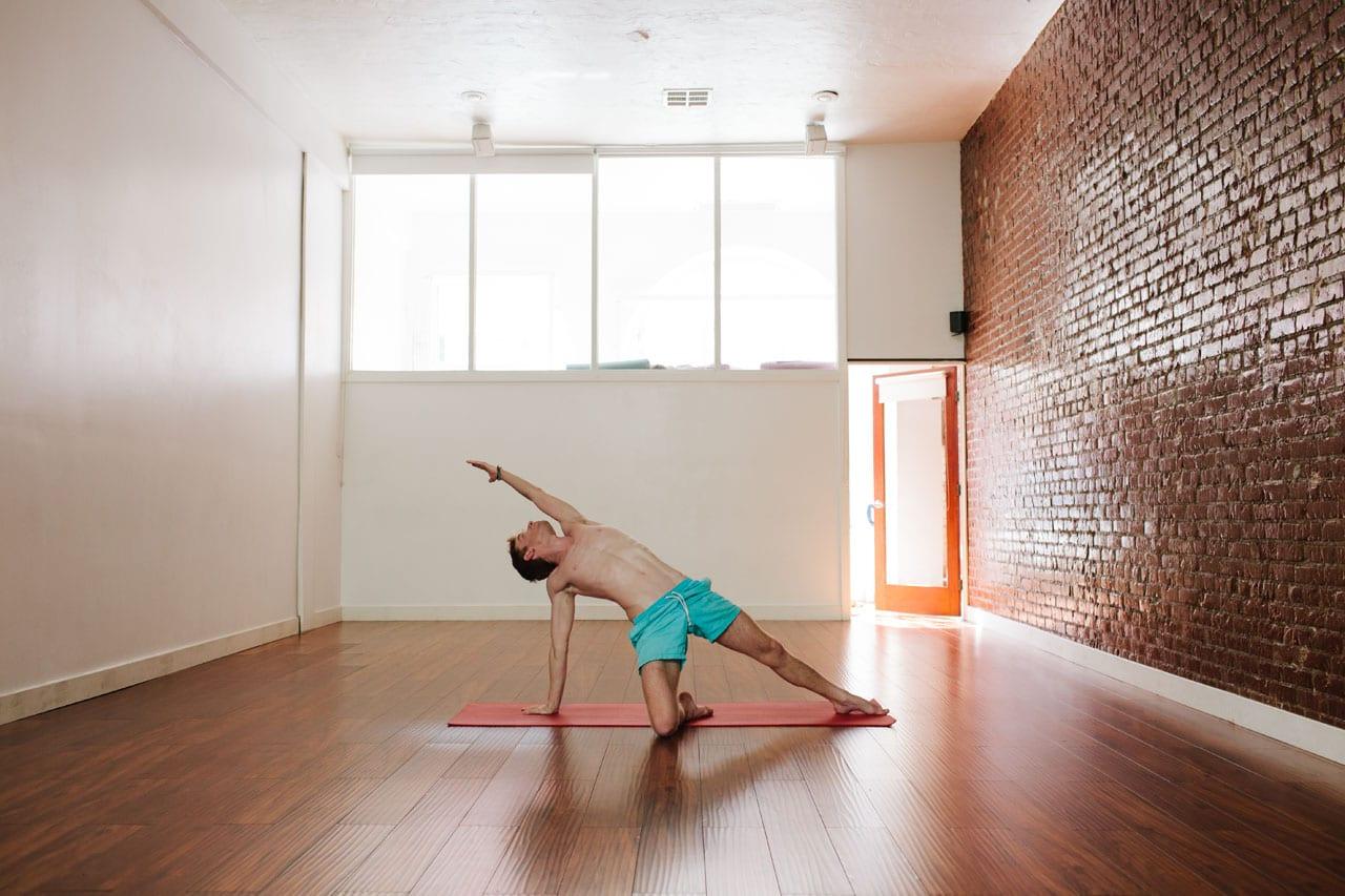 Hollywood Power Yoga Image