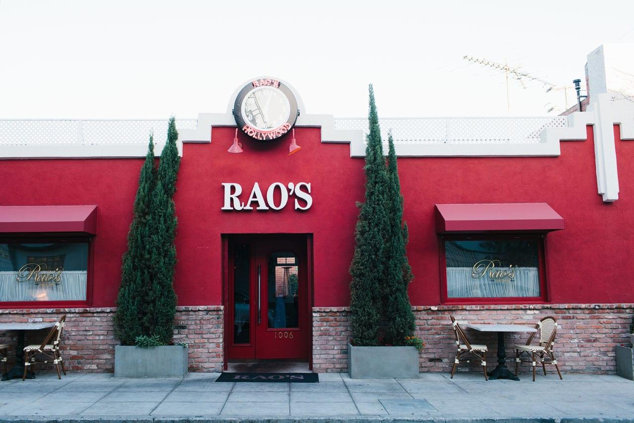 Rao's Image