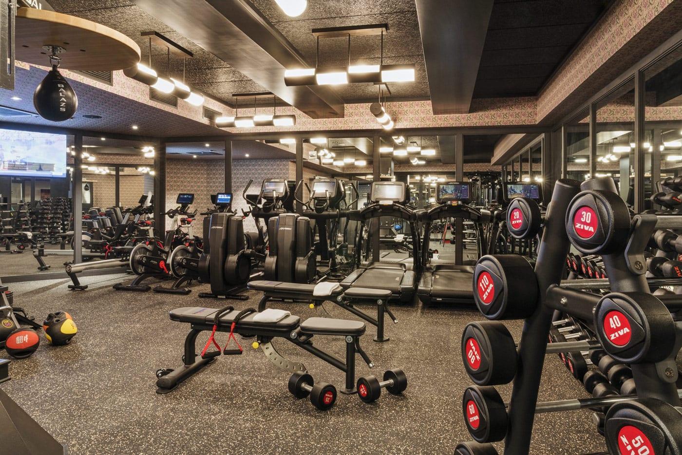 San Francisco Proper Gym