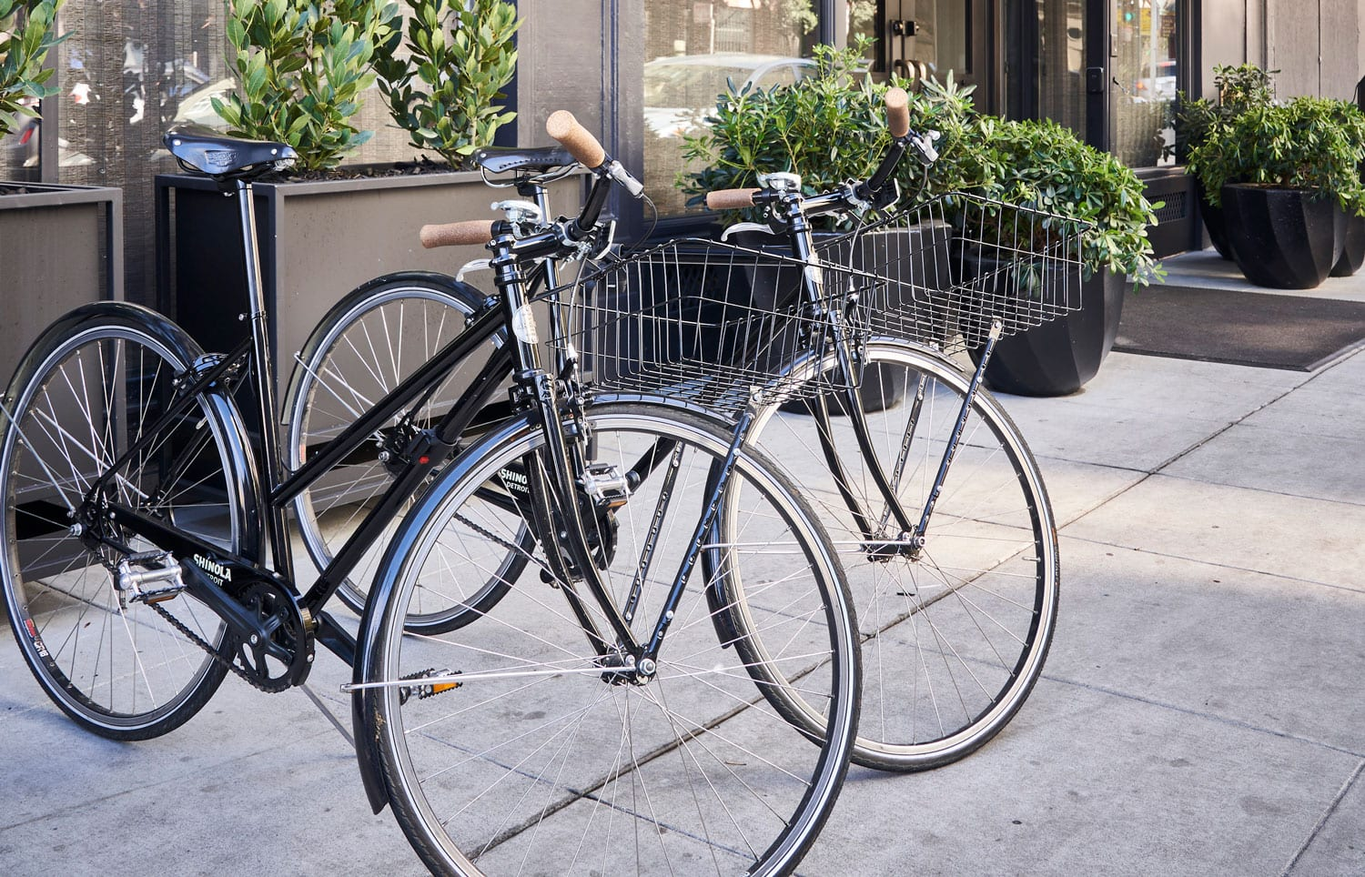 Shinola: Your Ideal Transportation