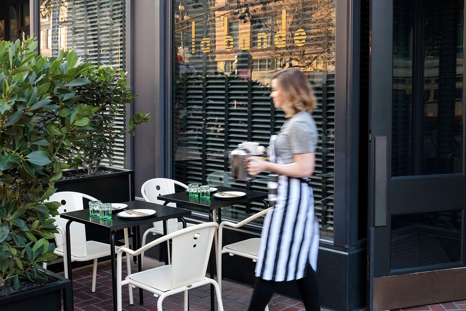 ka bande café at SF Proper