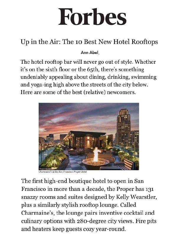 Proper Hotel