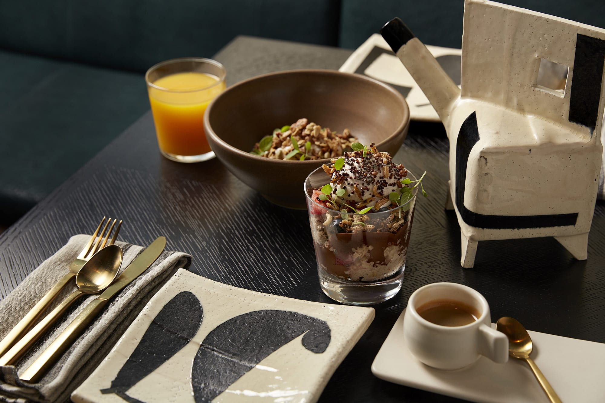 Villon New American Restaurant & Lounge   San Francisco Proper Hotel