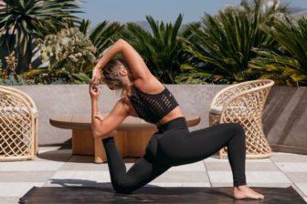 Proper Yoga Pose 2