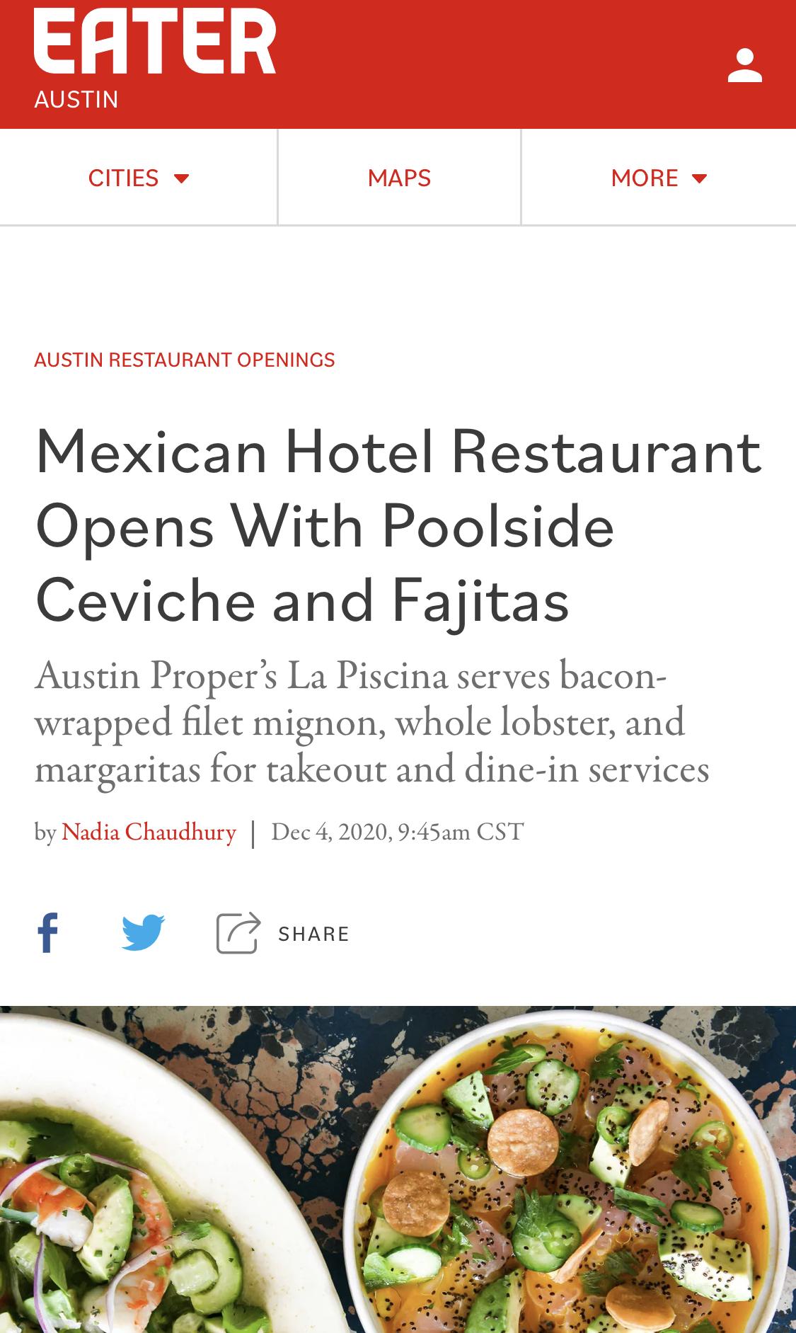Austin Proper Hotel Image