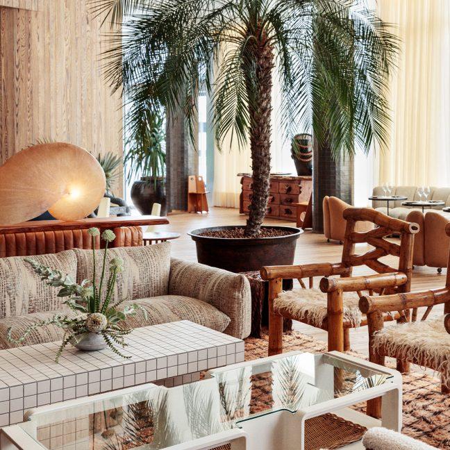 Palma Lounge Seating Area