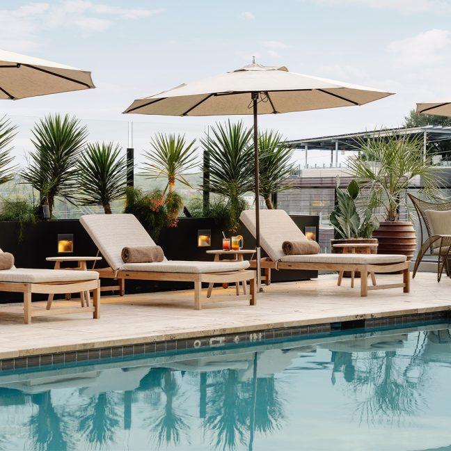 Austin Proper Pool Deck